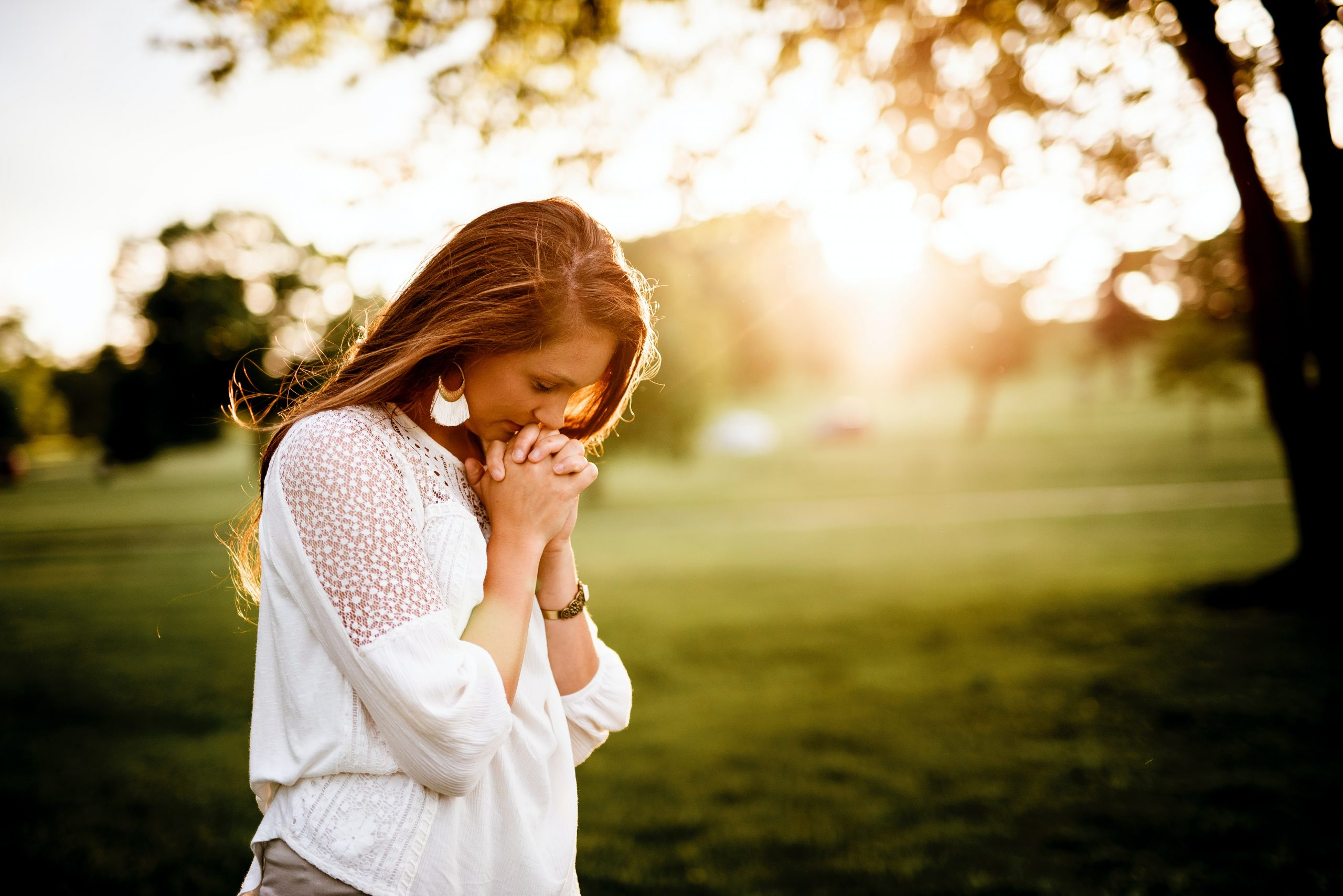 Four Things To Pray For Your Child