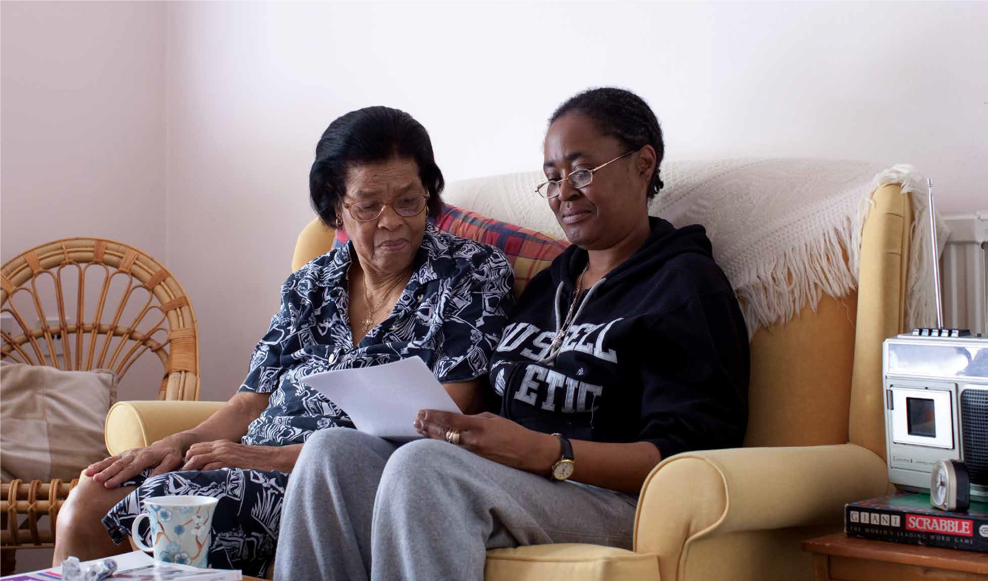 The positive impact your generosity has made to older people living in Milton Keynes